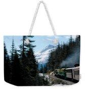 Yukon Railroad Weekender Tote Bag