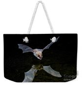 Yuma Myotis Bat Weekender Tote Bag