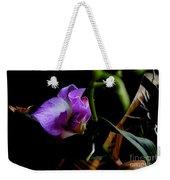 Yuneah's Flower Weekender Tote Bag