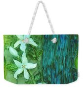 Yupo Flower On Chair Weekender Tote Bag