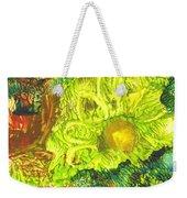 Yupo Flower2 Weekender Tote Bag
