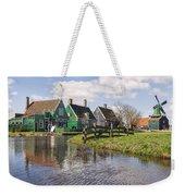 Zaanse Schans Weekender Tote Bag by Joana Kruse