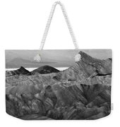 Zabraski Point Death Valley Img 4359 Weekender Tote Bag