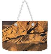 Zabriske Point Sunrise Weekender Tote Bag
