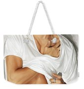 Zac Efron Artwork Weekender Tote Bag