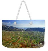 Zafarralla From The Air Weekender Tote Bag