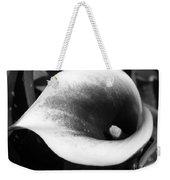 Zantedeschia Named Picasso Weekender Tote Bag
