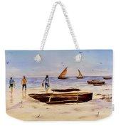 Zanzibar Forzani Beach Weekender Tote Bag
