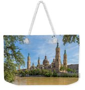 Zaragoza, Zaragoza Province, Aragon Weekender Tote Bag