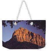 Zion National Park Weekender Tote Bag