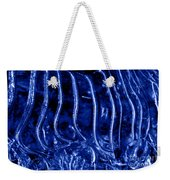 Zebra Abstract Weekender Tote Bag