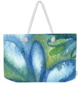 Zen Leaves Weekender Tote Bag