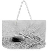Zen Stone Weekender Tote Bag by Delphimages Photo Creations