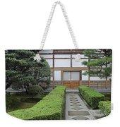 Zen Walkway - Kyoto Japan Weekender Tote Bag