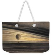 Zenith At Sunrise Weekender Tote Bag by Bill Cannon