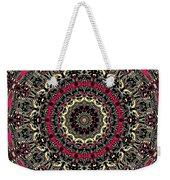 Zentangle No. 7 Kaleidoscope Weekender Tote Bag