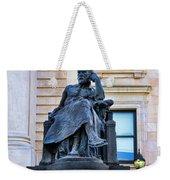Zeus The King Weekender Tote Bag