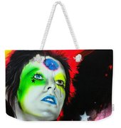 Ziggy Played Guitar Weekender Tote Bag