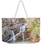 Zigzag Waterfall Weekender Tote Bag