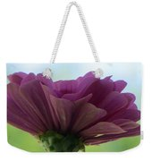 Zinnia Dream Weekender Tote Bag