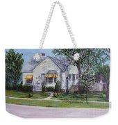 Zion House Weekender Tote Bag