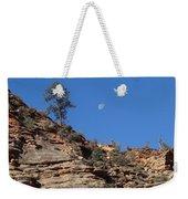 Zion National Park Moonrise Weekender Tote Bag
