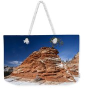 Zion National Park Utah Weekender Tote Bag