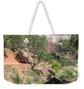 Zion Park - Virgin River Weekender Tote Bag