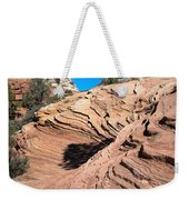 Zion Ripples Weekender Tote Bag