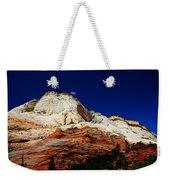 Zions Mount Weekender Tote Bag
