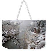 Zion's Virgin River Weekender Tote Bag