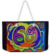 Zodiac #69 Weekender Tote Bag