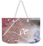 Zoe - Life Delivered Weekender Tote Bag