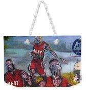 Zombie Heat Weekender Tote Bag