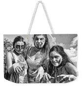 Zombie Run Nola 19 Weekender Tote Bag