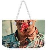 Zombie Run Nola 21 Weekender Tote Bag