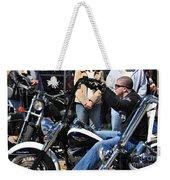 Zoom Zoom  Weekender Tote Bag