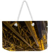 Zooming Under L Weekender Tote Bag