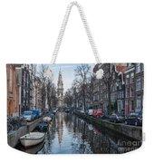 Zuiderkerk Amsterdam Weekender Tote Bag