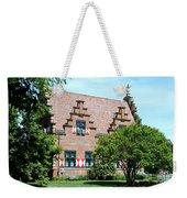 Zwaanendal Museum II - Henlopen  Weekender Tote Bag