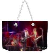 Zz Top-rhythmeen-c23-fractal-4 Weekender Tote Bag
