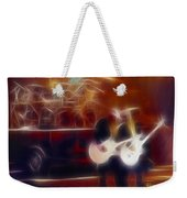 Zztop Recycler Group Fractal Weekender Tote Bag