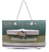 1951 Nash Ambassador Hydramatic Back Weekender Tote Bag