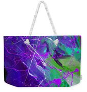 4th Symphony Of The Voyage Of The Stars Weekender Tote Bag