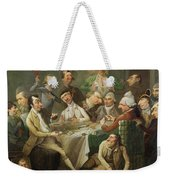 A Caricature Group Weekender Tote Bag