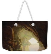 A Grotto In The Gulf Of Salerno - Sunset Weekender Tote Bag