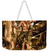 Birth Of Sin Weekender Tote Bag