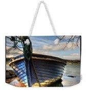 Blues - Boat Weekender Tote Bag