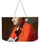 Colonel John Montresor  Weekender Tote Bag by John Singleton Copley