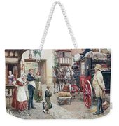 David Copperfield Goes To School Weekender Tote Bag